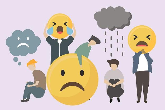 行动管制期间陷入抑郁黑洞吗?一起挥别新冠忧郁!